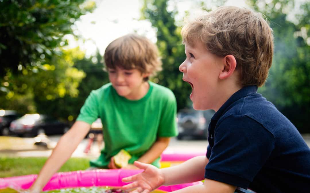 Guía de actividad física para los niños